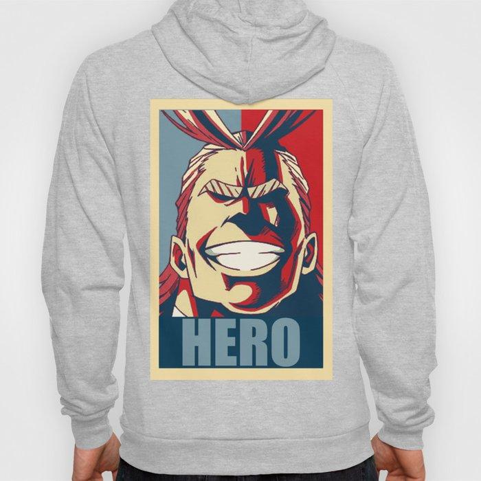 Boku no Hero Academia All Might Hoody