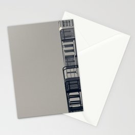 Exit Calls Stationery Cards