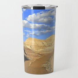 The Path Less Traveled--Petrified Forest, Arizona Travel Mug