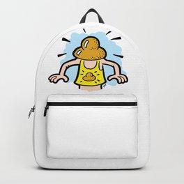Inside Outside Backpack
