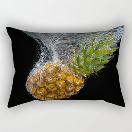 Sinking pineapple Rectangular Pillow