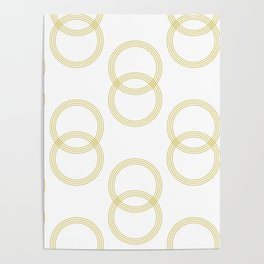 Simply Infinity Link Mod Yellow and White Poster
