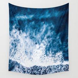 Ocean Between Our Love Wall Tapestry
