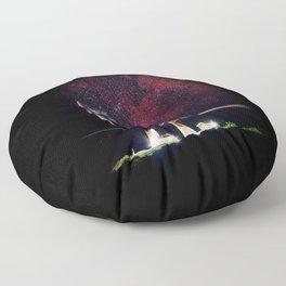 The Dark Side of Floor Pillow