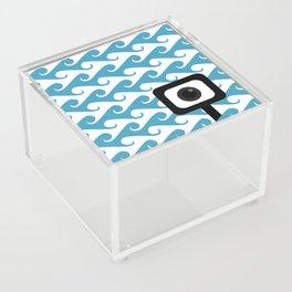 Searching Acrylic Box