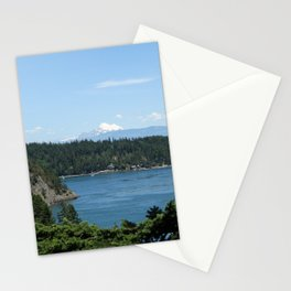 Mount Baker Again Stationery Cards