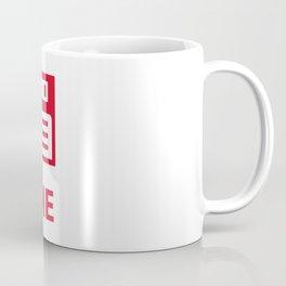 Save me tech style Coffee Mug