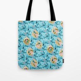 Playful Cassia Tote Bag
