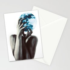 Moon Mind2 Stationery Cards