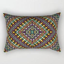 Ethnic tribal ornament Rectangular Pillow