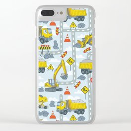 Trucks for Gael Clear iPhone Case