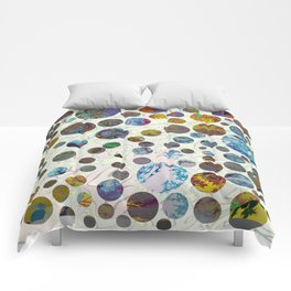 million foreign planets Comforters