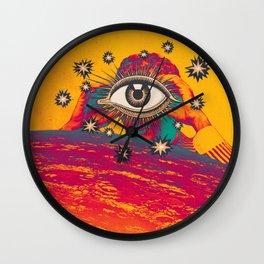 ...TUNE IN... Wall Clock