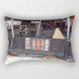 City Boys Not Allowed Rectangular Pillow