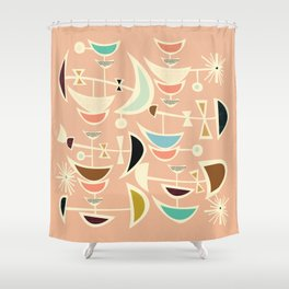 Pink Panther Shower Curtain