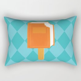 Summer Reading Rectangular Pillow