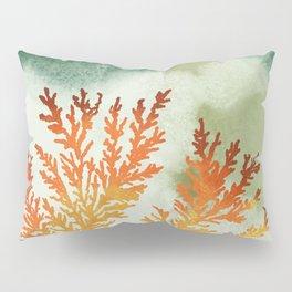 Sandstone Fossils Pillow Sham
