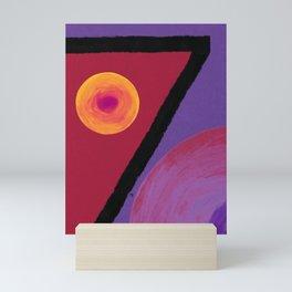 Ruby Seven Mini Art Print