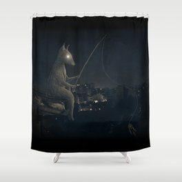 Pescador Shower Curtain