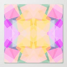 Geometric Shape 01 Canvas Print
