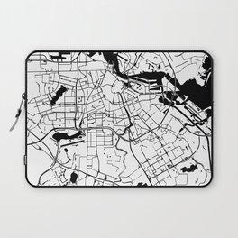 Amsterdam Minimal Map Laptop Sleeve
