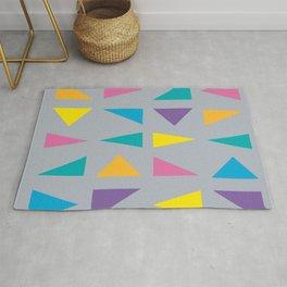 Colorful Corners Rug