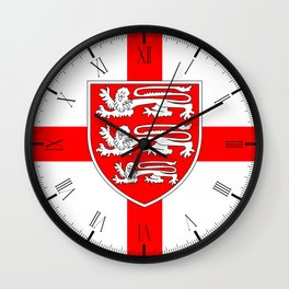 Saint Georges Day Wall Clock