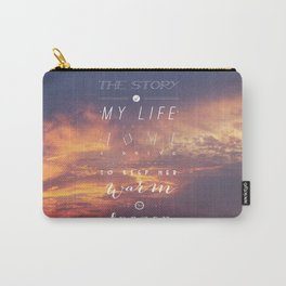 One Direction: Story Of My Life Carry-All Pouch