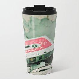Old School  Metal Travel Mug