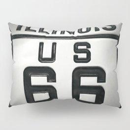 U.S. Route 66 Pillow Sham