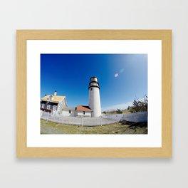 Lighthouse 3 Framed Art Print