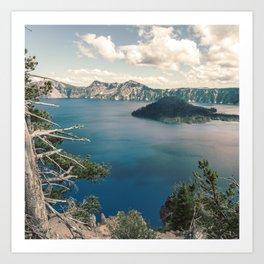 Oregon Dreams Art Print