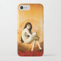fire emblem awakening iPhone & iPod Cases featuring Awakening by Diogo Verissimo