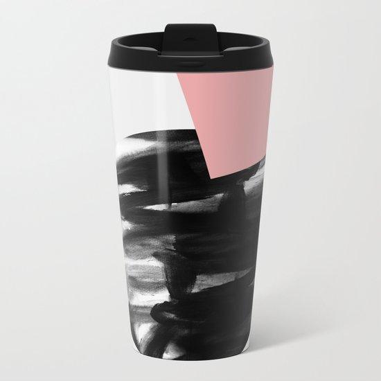 Minimalism 12 Metal Travel Mug