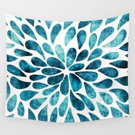 Petal Burst #2 Wall Tapestry