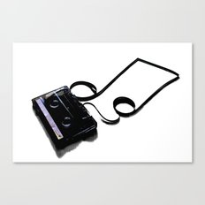 iPod v1.0 Canvas Print