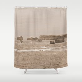 Bay of Islands Shower Curtain
