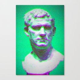 Marcus Vipsanius Agrippa Canvas Print
