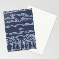 RESPECT ELM THE PERSON Stationery Cards