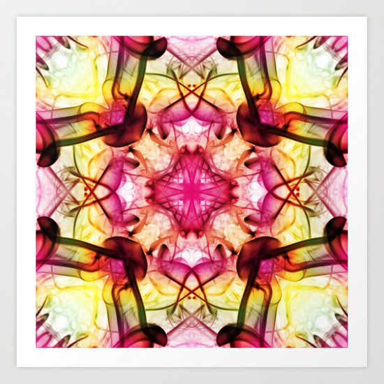DNA 2 Art Print