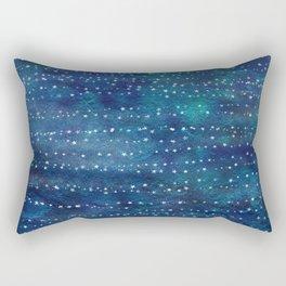 Galaxy IX Rectangular Pillow