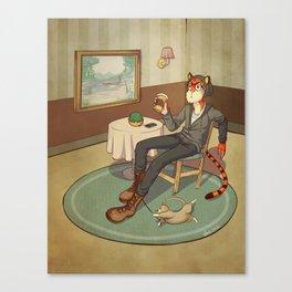 Just Chillin' Canvas Print