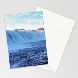 Flowing. Stationery Cards