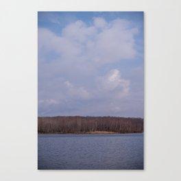 Unnamed Lake Canvas Print