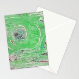 Innere Auge Nr.03 abstrakt Stationery Cards