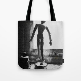The Artists Supplies Tote Bag