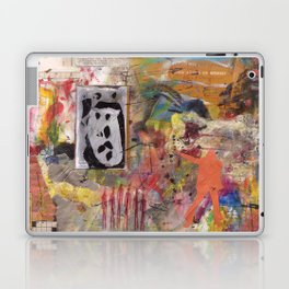 On 50 Brain Cells Laptop & iPad Skin