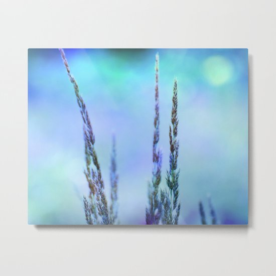 SOFT AND GENTLE :) Metal Print