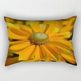 Sunshine in my Garden Rectangular Pillow