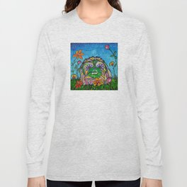 Lily Rose, the Pekingese Long Sleeve T-shirt